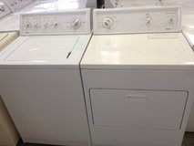 KENMORE WASHER DRYER SET HEAVY DUTY LARGE CAPACITY 30 DAY WARRANTY - $299 (ALEXANDRIA) in Quantico, Virginia