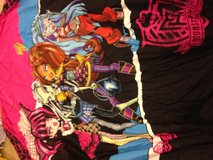 Monster High bedding in Okinawa, Japan