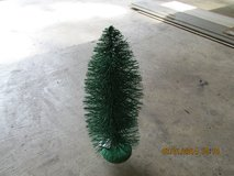 Vintage-Look Decorative Christmas Tree - NWT - Over A Foot Tall in Houston, Texas