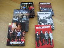 Entourage Seasons 1 to 6 HD DVD in Bartlett, Illinois