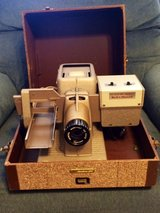 VINTAGE BELL & HOWELL TDC HEADLINER 303 SELECTRON SLIDE PROJECTOR W/ HARD CASE (Reduced) in Ottumwa, Iowa