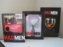Mad Men Seasons 1, 2 & 3 HD DVD in Bartlett, Illinois