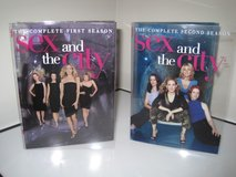 Sex and the City Seasons 1 and 2 HD DVD in Palatine, Illinois
