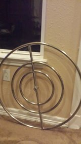 "Fire Pit Ring, Triple Ring, 36"" Diameter Stainless Steel Burner Ring in The Woodlands, Texas"