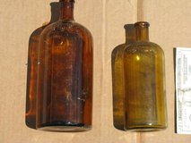 Antique Purex Bottles in Camp Pendleton, California