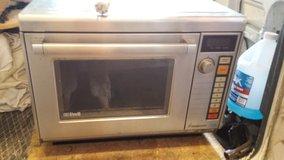 Panasonic NE-1670 Commercial Microwave in Westmont, Illinois