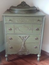 Antique dresser in Chicago, Illinois