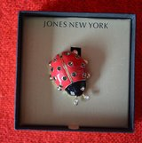 "Lady Bug -Brooch/Pin ""Jones New York"" in Bolingbrook, Illinois"