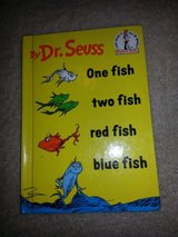 Dr. Seuss   One fish    two fish    red fish    blue fish book in Camp Lejeune, North Carolina