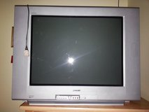 "sony trinitron 35"" flat screen  tv in Wilmington, North Carolina"