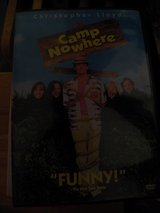 Camp Nowhere DVD in Kingwood, Texas