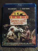 Blu-ray DVD :  Baby: Secret of the Lost Legend in Camp Lejeune, North Carolina