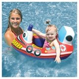 Poolmaster tug boat baby rider reduced new in Aurora, Illinois