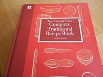 Brand New - National Trust Traditional Recipe Book in Lakenheath, UK